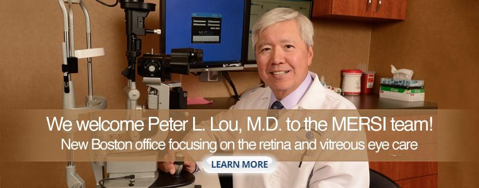 Massachusetts Eye Research & Surgery Institution | MERSI