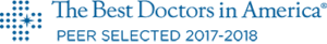 2018 The Best Doctor's in America Logo